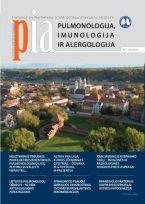 Pulmonologija, imunologija ir alergologija 2015 m. I numeris