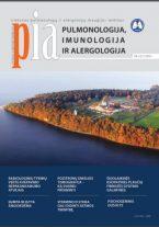 Pulmonologija, imunologija ir alergologija 2015 m. II numeris