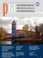 Pulmonologija, imunologija ir alergologija 2016 m. II numeris