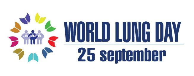 Rugsėjo 25 – oji – Pasaulinė plaučių diena