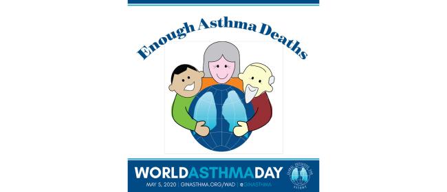 Pasaulinė astmos diena