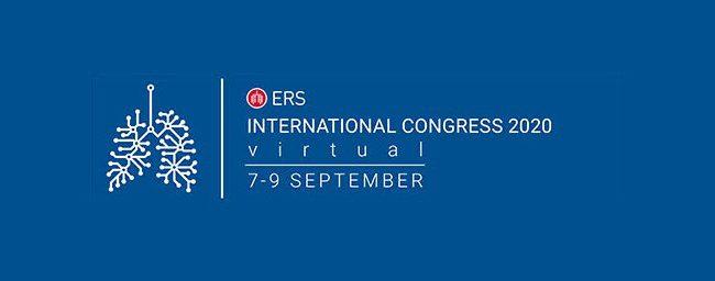 Kvietimas į virtualų Europos respiratologų draugijos tarptautinį kongresą