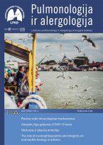 Pulmonologija ir alergologija 2020 m. II numeris