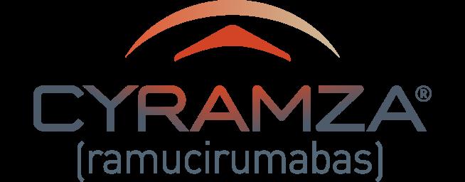 """""""Cyramza®"""" (ramucirumabas)  –  lokaliai išplitusio arba metastazavusio nesmulkiųjų ląstelių plaučių vėžio (NSLPV) gydymui"""
