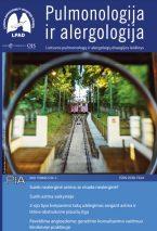 Pulmonologija ir alergologija 2021 m. II numeris